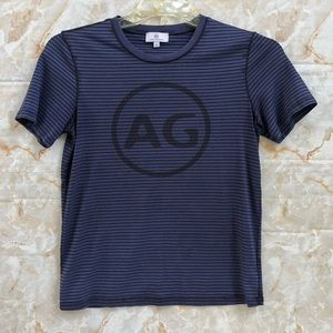 AG Adriano Goldschmied Short Tee size S